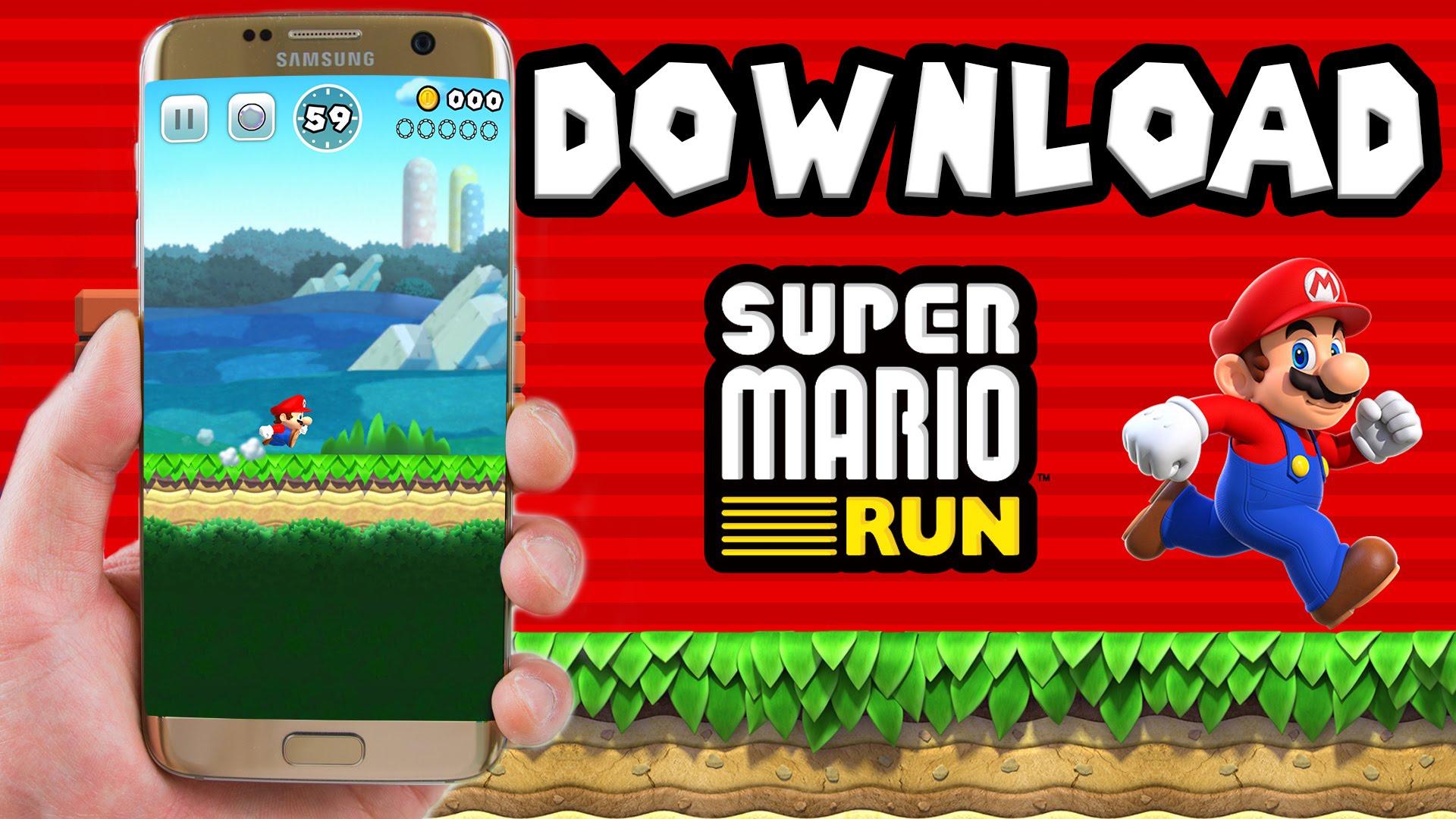 mario bros android apk free download