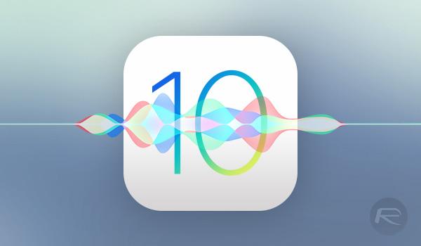 IOS Siri