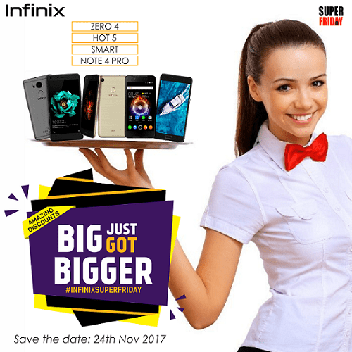 Buy The Lastest Infinix Phones