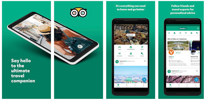 travel guide apps for android