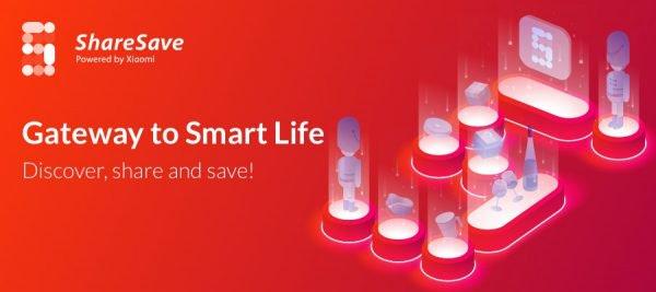 ShareSave-Xiaomi Ecosystem Online E-Commerce Platform