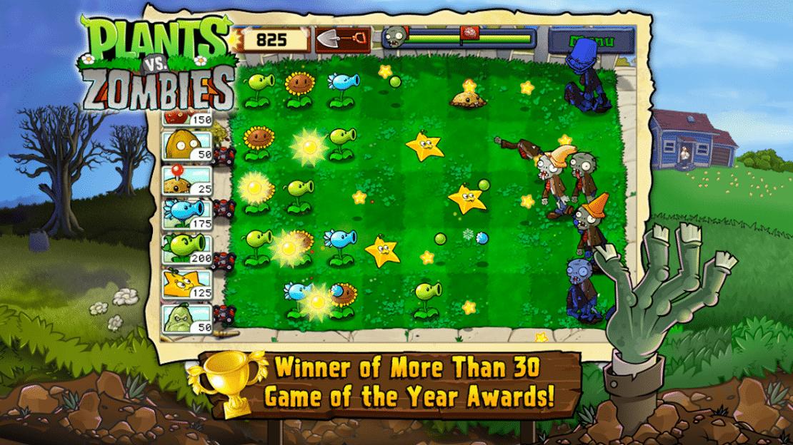 Plants Vs. Zombie